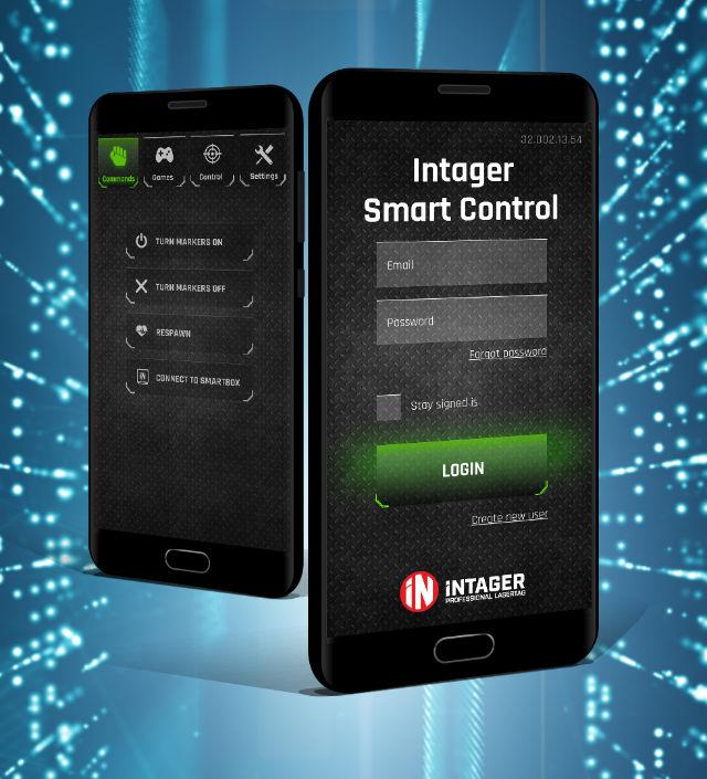 laser tag management in your pocket